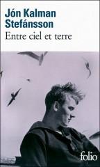 entre ciel et terre, jon kalman stefansson, milton, paradis perdu, littérature islandaise, islande