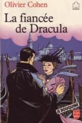 je m'appelle dracula, olivier cohen, dracula, bram stoker, vampires, littérature jeunesse, roman français, paris, venise, je bouquine, la fiancée de dracula, challenge halloween