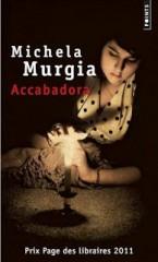 michela murgia, accabadora, éditions points, prix des libraires, sardaigne, roman italien, littérature italienne, italie, challenge il viaggio