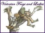 victorian frogs and ladies,  joseph conrad, one day more, époque victorienne, auteurs victoriens, angleterre, angleterre victorienne, angleterre édouardienne