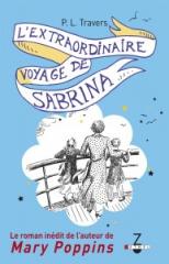 pamela lyndon travers, mary poppins, auteur de mary poppins, extraordinaire voyage de sabrina, littérature anglaise, littérature anglaise deuxième guerre mondiale, classiques jeunesse, classiques jeunesse anglais