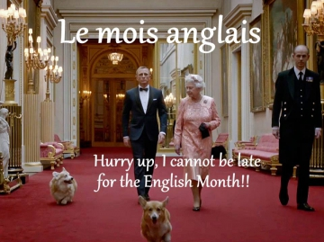 mois anglais, mois anglais 2016