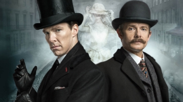 série anglaise,série bbc,sherlock holmes,sherlock bbc,arthur conan doyle,the five orange pips,cinq pepins d'orange,l'effroyable mariee,the abominable bride,mois anglais,mois anglais 2016,british mysteries,challenge british mysteries