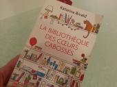 katarina bivald,la bibliothèque des coeurs cabossés,editions denoel,editions j'ai lu,challenge decembre nordique,challenge feel good