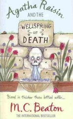 m. c. beaton,agatha raisin enquête,agatha raisin,challenge british mysteries,the british mysteries month,agatha raisin and the wellspring of death