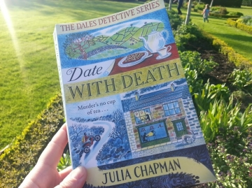 julia chapman,the dales detective series,t1,date with death,le mois anglais,challenge british mysteries,angleterre,roman à suspense anglais